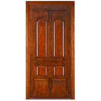 Quality Steel-Wood Armored Door for sale
