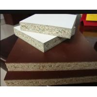 Quality E0/E1/E2 grade 8mm/9mm/12mm/16mm/17mm/35mm/36mm plain/melamine particle board price manufacture with FSC/CARB P2/SGS for sale