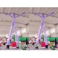 China 6m Height Inflatable Sky Dancer Man Popular Inflatable Flying Man for Sale on sale