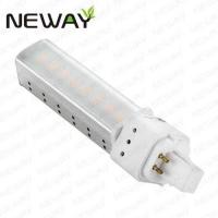 China 6W G24 Lamp Base PLC LED Light Bulb replace 13W CFL on sale