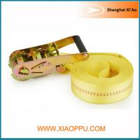 Buy cheap Cargo Lashing Belt with break strength 8T from wholesalers