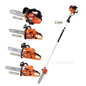China Gasoline/Petrol (Pole)Chain Saws (25cc ~ 78cc) on sale