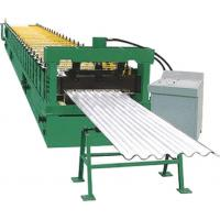 China Metal sheet corrugation machine on sale