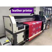 Buy cheap DX5 / XP600 / Toshiba Head UV Hybrid Printer , Automatic Roll To Roll Printer from wholesalers