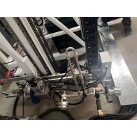 Quality Customizable Double Glass Auto Sealing Machine , 380V Glass Processing Machine for sale