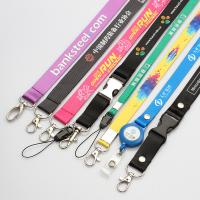 Quality Walmart, NBCUnviersal, Sedex Audit Factory Various Kinds of Customized Lanyards for sale