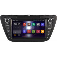 Quality 2014+ Suzuki DVD GPS Stereo Audio , Dual Zone Suzuki SX4 DVD Player Head Unit for sale