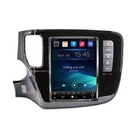 Quality 9.7'' Vertical Touchscreen Mitsubishi Outlander 2016 Android Autoradio Infotainment System for sale