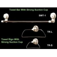 China Towel Bar With Strong Suction Cup on sale