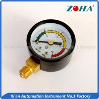 China hydraulic pressure gauge on sale