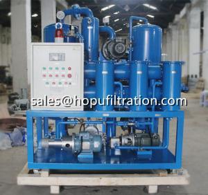 China Used Transformer Oil Change Machine Oil Regeneration System, China Vacuum Transformer Intelligent Used Decolorization on sale