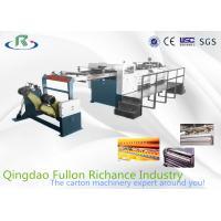China High Speed Roll Sheeter & Paper Roll Cutting Slitting Machine on sale