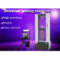 Quality Engineering Materials Block Testing Machine , Universal Testing Machine For Polymers for sale