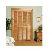 China Louver Bifold Door on sale