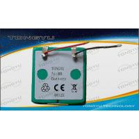 China 1.2V Environmental Rechargeable Ni-Mh Battery Pack Prismatic Type For Metal Detectors on sale