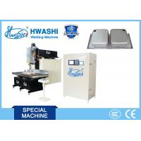 Best CNC Controlled Seam Welding Machine for Domestic and Industrial Kitchen Sinks wholesale