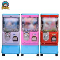 Quality Single Layer Gumball Vending Machine For Supermarket / Shopping Mall for sale