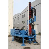 Quality Crawler Chassis Anchor Drilling Rig Holding Shackle , Jet-grouting Drilling MDL - 135G for sale