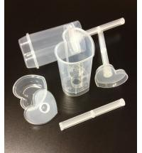 Best Heart Shape Push Pop Containers wholesale
