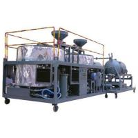 Quality Used Engine Oil Refinery System Using Chemicals for sale