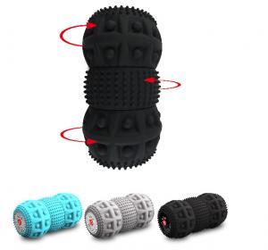 Relaxed Vibration Foam Roller Foam Roller Shoulder Massage 3 Parts Unique Design
