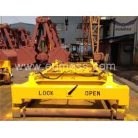 Quality semi-auto container spreader 20 feet for sale