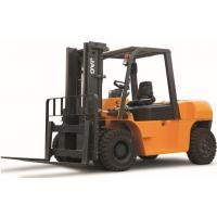 Buy cheap 7 Ton Diesel Forklift Truck Large Loading Capacity Small Turning Radius CE from wholesalers