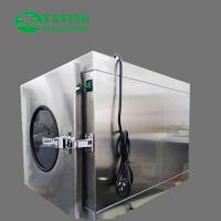 Dust Proof Cleanroom Pass Box Transfer Window For Chemical Industry