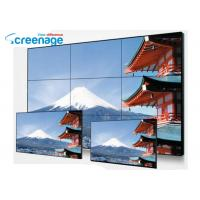 China High Resolution Indoor LED Video Display Screen 55 Inch 1920 X 1080Pixels on sale