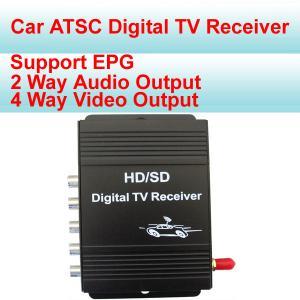 Quality High Speed External Atsc Tuner Box , Automotive TV Tuner Receiver CTATSC-M488X for sale