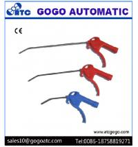 Quality Pneumatic Air Compressor Blow Gun Tools , Aluminum Compressed Air Blow Gun for sale