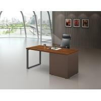 Quality Custom Size Office Manager Desk Charming Color Surface Commercial Furniture for sale