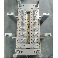 Quality 12 cavity valve gate preform mould for 5L Edible oil bottle preforms for sale