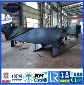 Quality Stevshark HHP Anchor with KR LR BV NK DNV ABS certification for sale