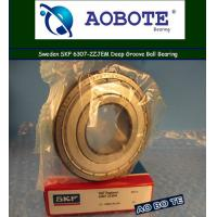 Quality SKF 6307-2ZJEM Deep Groove Ball Bearing With Single Row ABEC 5 for sale