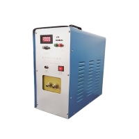 IGBT Induction Gold Melting Furnace With Induction Coil for sale
