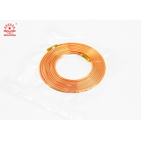 """Buy cheap Refrigerator Air Conditioning 1/4"""" Copper Pancake Coil from wholesalers"""