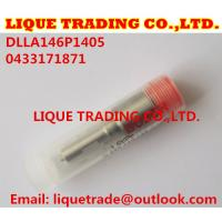 Quality BOSCH Genuine & New Fuel Injector Nozzle DLLA146P1405 0433171871 for 0445120040 for sale