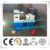 Quality Steel Rod And Screw Threading Machine CNC Drilling Machine For Metal Steel Rebar for sale