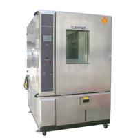 Quality Tecumseh compressor thermostated climate chambers with staless steel shelves for sale