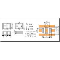 2500Mhz  RF FILTERS  Microwave lowpass Filters  Low-Pass, High-Pass, Band-Pass, Band-Stop, Diplexers and Triplexers