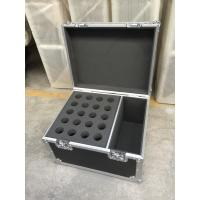 Quality Customized Aluminum Tool Cases for Microphone/ Multiple Plwood Material Audio Tool Box Case for sale