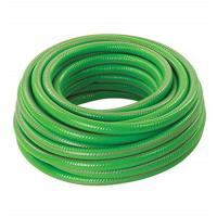 Quality High Quality Fiber Braided Reinforced Anti-frozen Water Irrigation PVC Garden Hose for sale