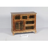 China Flame Burning Bamboo Decorative Living Room Furniture on sale