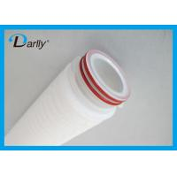30 inch PP Pleated Filter Cartridge 1 Micron Water Filter Replacement Cartridges