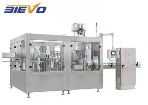 Quality 5000bph 2000ml Beer Carbonated Drink Production Line for sale