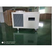 Quality 5 Ton Portable Spot Coolers , 3800V 50HZ 62000BTU Industrial Air Conditioner for sale