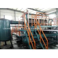 Quality Large Capacity Paper Pulp Molding Machine , Egg Carton Making Machine for sale