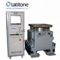 China Professional 15KW Bump Test Machine With Half Sine Wave 500*700 Mm Table Size on sale