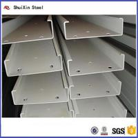 Buy best price steel channel c type 41x41 Hot Rolled Steel C Channel at wholesale prices